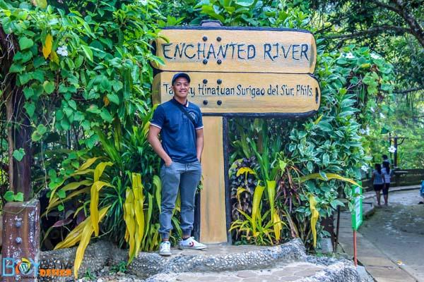 Enchanted River – The Enchanting Blue Lagoon River of Hinatuan, Surigao del Sur