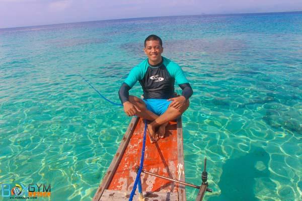 The magnificent Islands in Britania of San Agustin, Surigao del Sur
