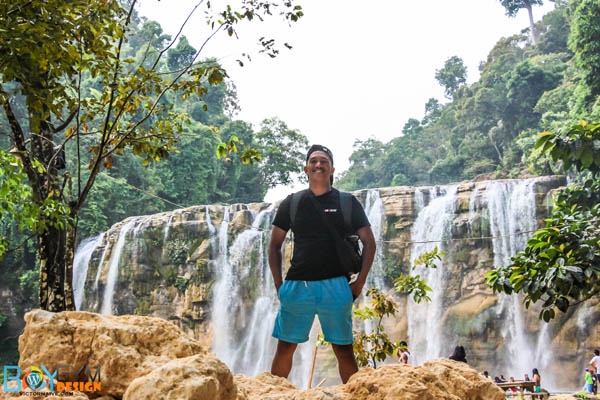Tinuy-an Falls: The Majestic Waterfalls in Bislig, Surigao del Sur