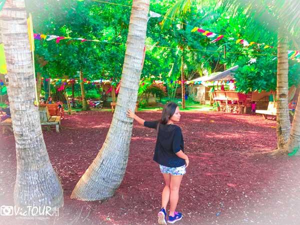 jamisolamin resort red sand beach