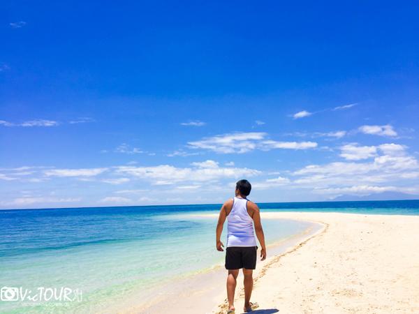 Alone in Agutayan Island