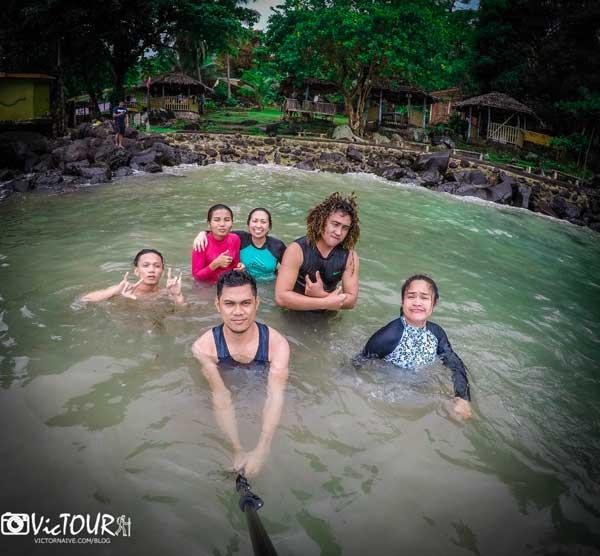 villa arcadia with friends
